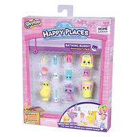Shopkins Happy Places Dreamy Bathing Bunny Bathroom Decorator Pack
