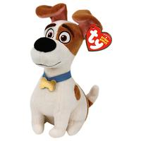 Ty Beanie The Secret Life of Pets Max Soft Toy, 17cm