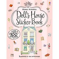 Usborne Activities: Doll's House Sticker Book
