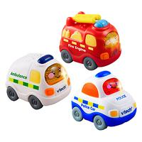 VTech Toot-Toot Drivers Emergency Vehicles
