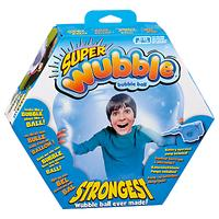 Vivid Super Wubble Bubble Ball