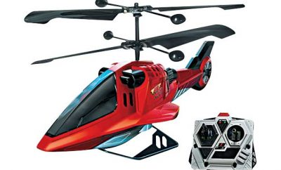 Air Hogs Jackel remoter control helicopter.