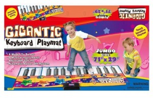 Hamleys Gigantic Piano Playmat
