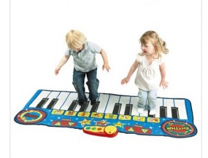 Toys R Us Bruin Step to Play Giant Piano
