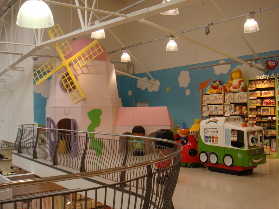 Happyland Ever After: a New Early Learning Centre Opens in ...