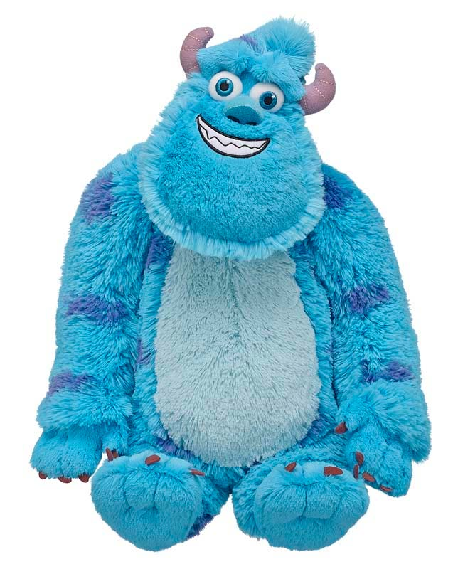 Recalled Build-A-Bear Workshop Sulley Soft Toy