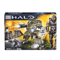 Mega Bloks Halo Unsc Mantis from Hamleys