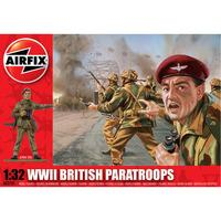 Airfix WWII British Paratroops Model Figures Set from Hamleys