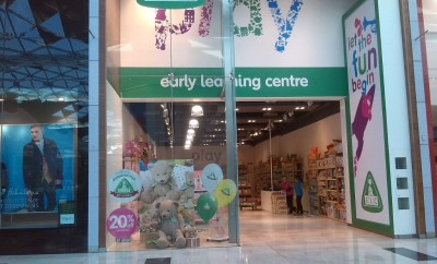 Early Learning Centre White City Pop-Up 2014