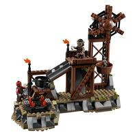 LEGO Lord Of The Rings The Orc Forge 9476 from Hamleys
