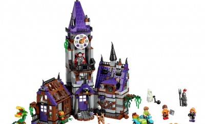 LEGO 75904 Scooby Doo Haunted Mansion