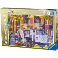 Happy Days, The Milkman 500pc puzzle from Hamleys