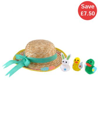 ELC Make You Own Easter Bonnet 2015