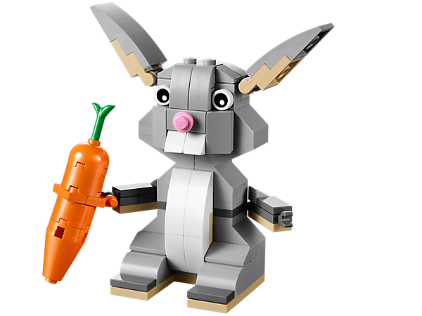 LEGO 40086 Easter Bunny Rabbit