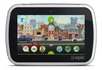 LeapFrog Epic : an Android 4.4 tablet computer for children