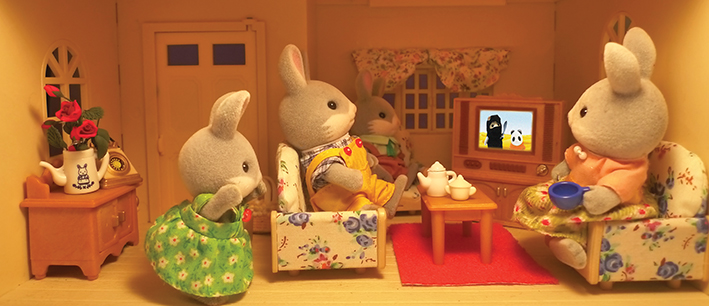 ISIS on the Sylvanian evening news