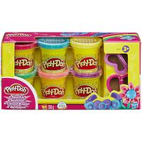Play-Doh Sparkle Set of 6
