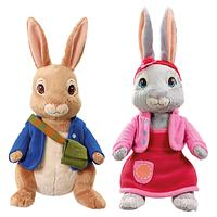 Peter Rabbit Talking Plush, Assorted