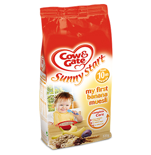 Recalled Sunny Start My First Banana Muesli