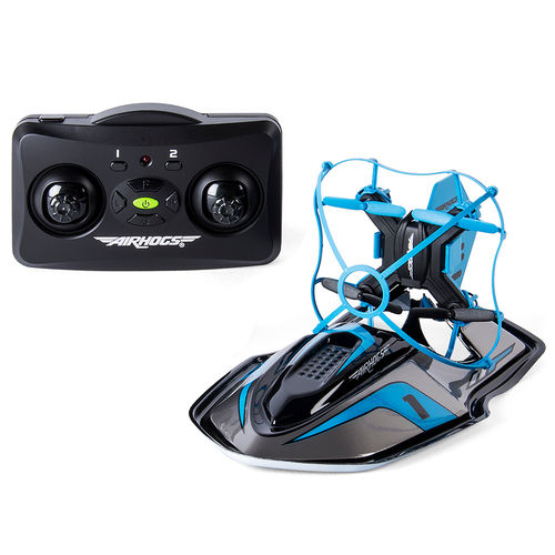 DreamToys 2017 Air Hogs Hyper Drift Drone in Blue