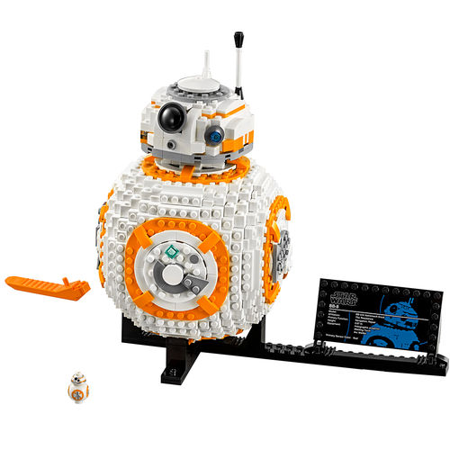 DreamToys 2017 LEGO Star Wars BB-8 (75187)