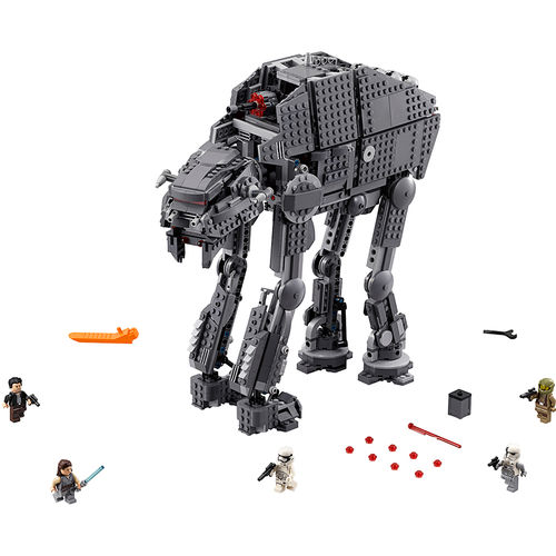 DreamToys 2017 LEGO Star Wars First Order Heavy Assault Walker (75189)