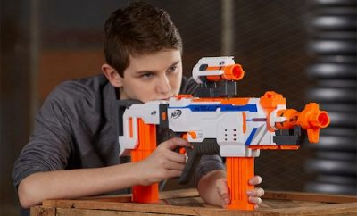DreamToys 2017 Nerf Modulus Regulator Blaster