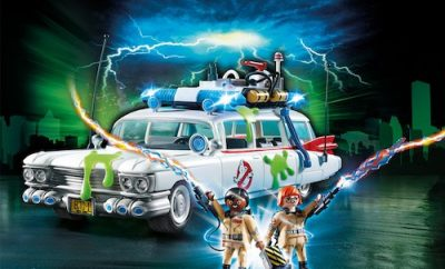 DreamToys 2017 Playmobil Ghostbusters Ecto-1 Vehicle (9220)
