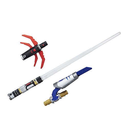 DreamToys 2017 Star Wars Bladebuilders Path of the Force Lightsaber