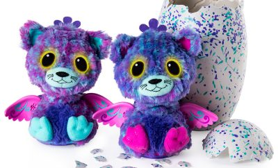 Hatchimals Suprise soft toys hatched
