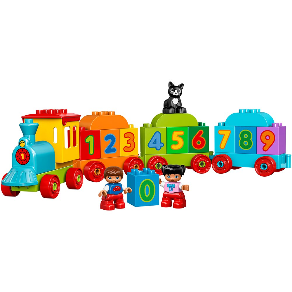 LEGO Duplo The Number Train
