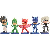 PJ Masks Collectable Figures, Pack of 5