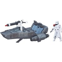 Star Wars The Force Awakens -  First Order Snowspeeder from The Entertainer