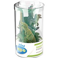 Papo Figurines Mini Tub: Dinosaurs