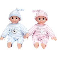 Recalled John Lewis Baby Twin Dolls choking hazard