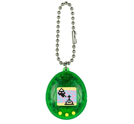 Tamagotchi - Transparent Green
