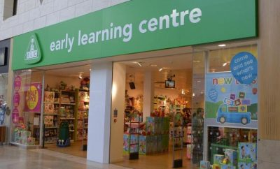 Early Learning Centre Bluewater ELC shop front