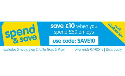ELC Spend and Save offer