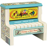 Fisher-Price Change-A-Tune Piano Toy