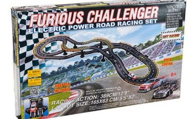 Recalled Smyths Toys Electric Powered Slot Racing Sets