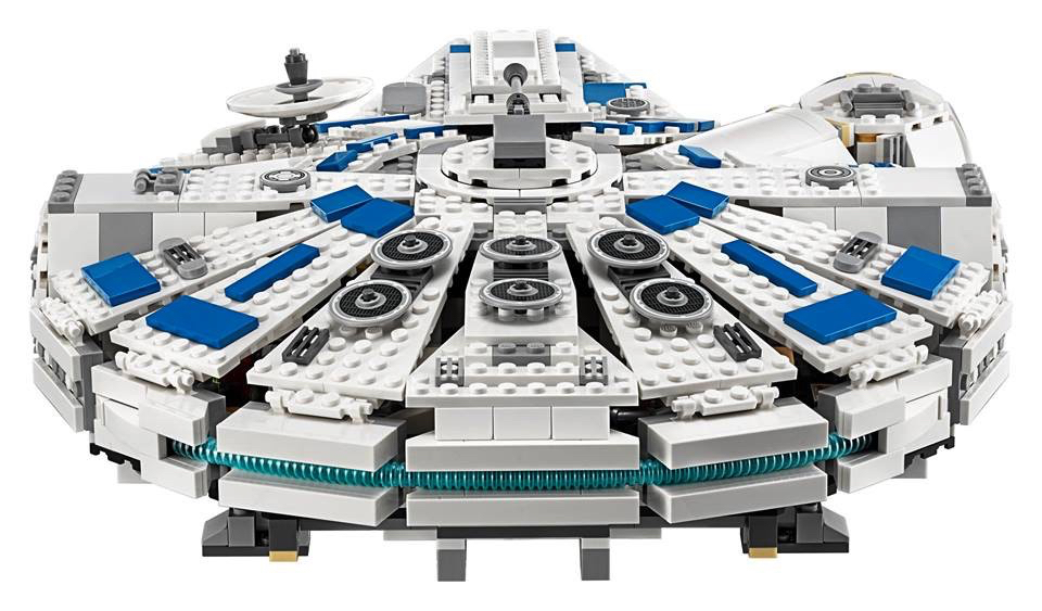 LEGO Release Official Kessel Run Millennium Falcon Pictures – The ...