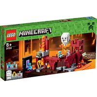 LEGO Minecraft 21122 The Nether Fortress