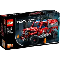 LEGO Technic Firs Responder - 42075 from The Entertainer