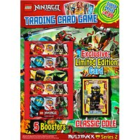 Ninjago Trading Card Season 2 Multipack