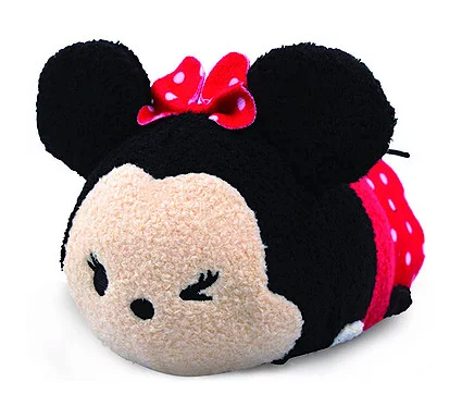 Disney Tsum Tsum Zippies Minnie Mouse