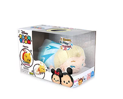 Disney Tsum Tsum Zippies Elsa in box