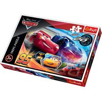 Trefl Disney Pixar Cars 3 Maxi Puzzle - 24 pcs from The Entertainer