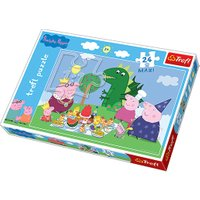 Trefl Peppa Pig Maxi Puzzle - 24 pcs from The Entertainer
