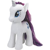 Ty My Little Pony Rarity Extra Large Beanie Soft Toy, 70cm