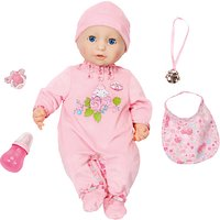 Zapf Baby Annabell Doll